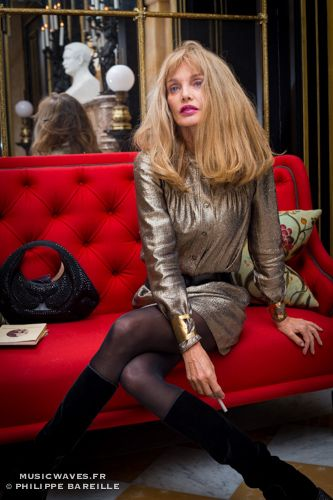 arielle dombasle my love for evermore