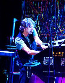 Photo DOSSIERS HOMMAGE A KEITH EMERSON (02/11/1944 - 10/03/2016)