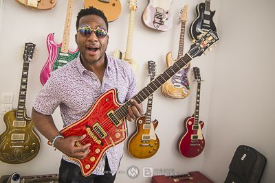 Photo INTERVIEWS ROBERT RANDOLPH (17 JUIN 2019)
