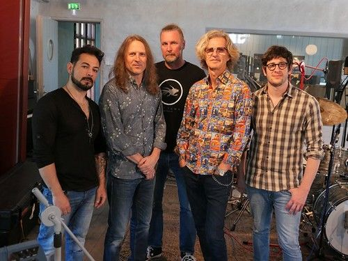Photo INTERVIEWS THE FLOWER KINGS (14 OCTOBRE 2020)
