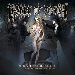 VIDEOS CRADLE OF FILTH : NOUVELLE LYRIC VIDEO