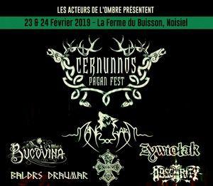 Concert] Cernunnos Pagan Fest: Les 1ers noms dévoilés