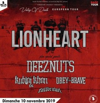 LIONHEART-Deez-Nuts-Kublai-Khan-Obey-The-Brave