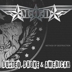 M-O-D-Busted-Broke--American