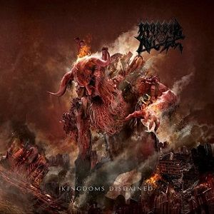 News SORTIES MORBID ANGEL : NOUVEL ALBUM EN DÉCEMBRE