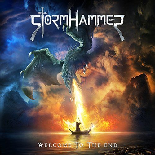 STORMHAMMER STORMHAMMER_Welcome-To-The-End