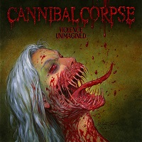 Album CANNIBAL CORPSE Violence Unimagined (2021)