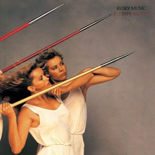 Album ROXY MUSIC FLESH + BLOOD