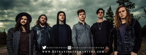 Photo/picture of the band/Artist BETRAYING THE MARTYRS
