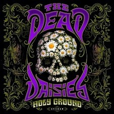 Album THE DEAD DAISIES Holy Ground