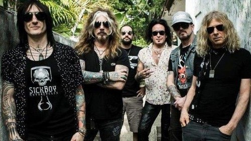 Photo/picture of the band/Artist THE DEAD DAISIES