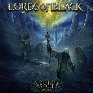 Album LORDS OF BLACK Alchemy Of Souls, Pt. I (2020)