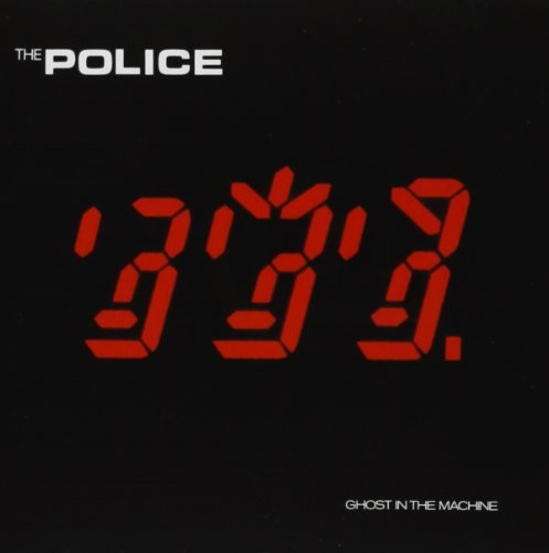 Album THE POLICE Ghost In The Machine (1981)