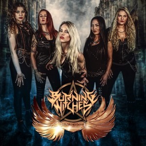 Album BURNING WITCHES Wings Of Steel (2019)