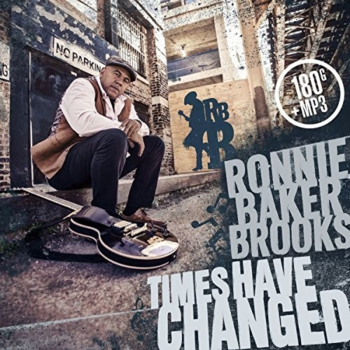 RONNIE-BAKER-BROOKS_Times-Have-Changed