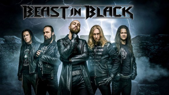 Photo/picture of the band/Artist BEAST IN BLACK