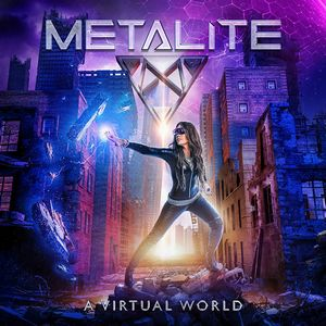 Album METALITE A Virtual World (2021)