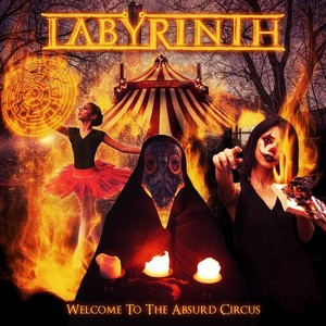 Album LABYRINTH Welcome To The Absurd Circus (2021)