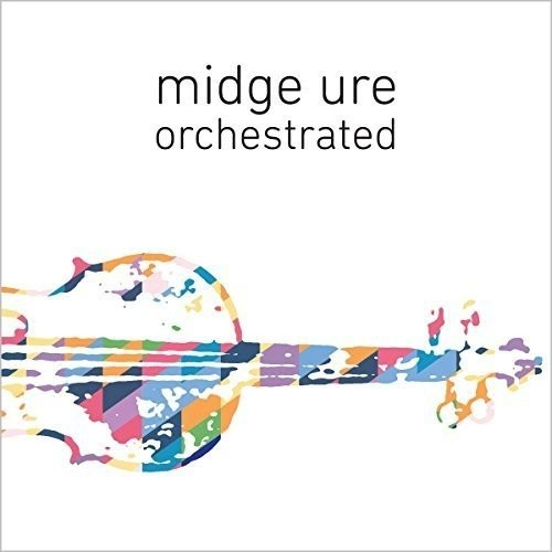 Album MIDGE URE ORCHESTRATED