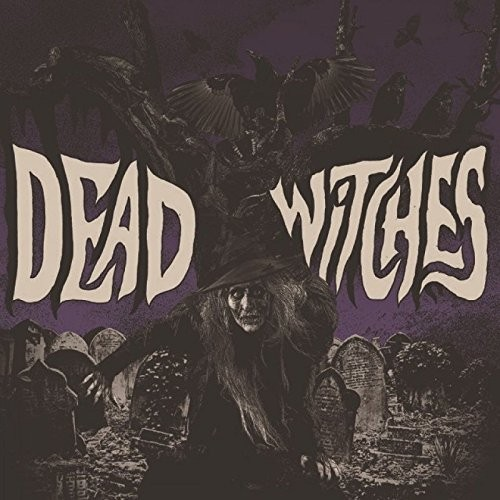 Album DEAD WITCHES Ouija (2017)