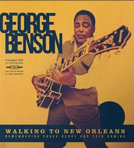 GEORGE-BENSON_Walking-To-New-Orleans