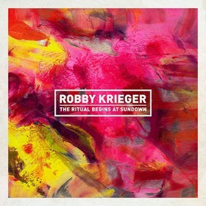 Album ROBBY KRIEGER The Ritual Begins At Sundown (2020)