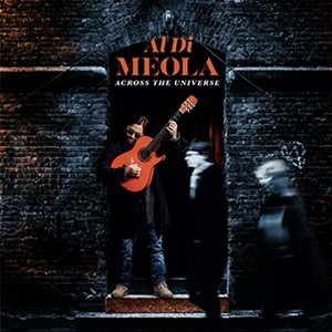 Album AL DI MEOLA Across The Universe (2020)
