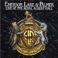 Album EMERSON LAKE & PALMER Live At The Royal Albert Hall (1993)