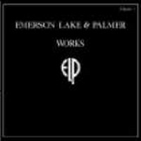 Album EMERSON LAKE & PALMER Works I (1977)