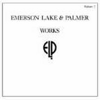 Album EMERSON LAKE & PALMER Works Ii (1977)