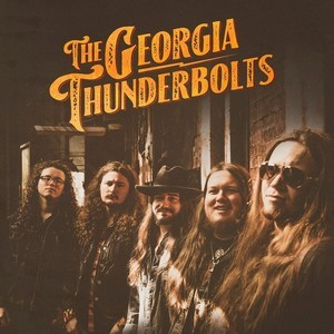 Album THE GEORGIA THUNDERBOLTS The Georgia Thunderbolts (2020)