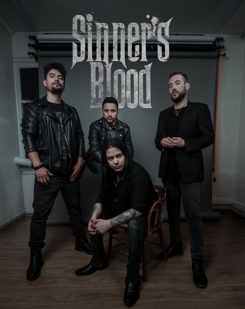 Photo/picture of the band/Artist SINNER'S BLOOD