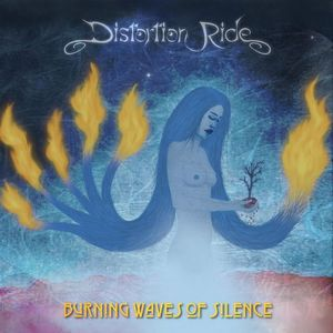 Album DISTORTION RIDE Burning Waves Of Silence (2020)