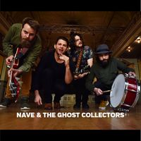 Album NAVE & THE GHOST COLLECTORS Nave & The Ghost Collectors (2020)