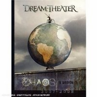 Album DREAM THEATER Chaos In Motion 2007/2008 (2008)