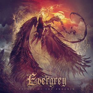 Album EVERGREY Escape Of The Phoenix (2021)