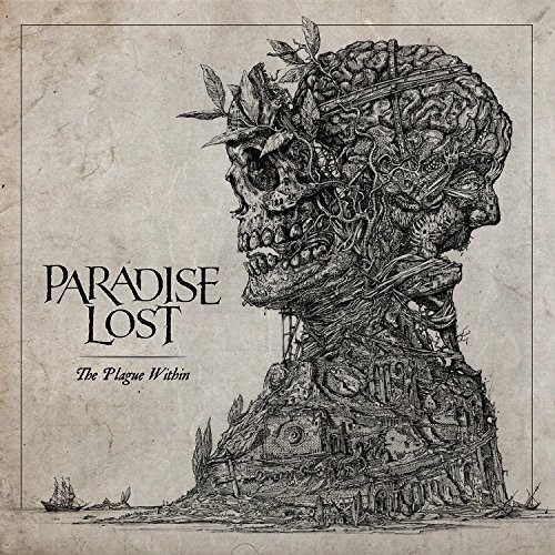 Album PARADISE LOST The Plague Within (2015)