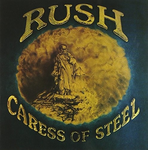 Album RUSH Caress Of Steel (1975)