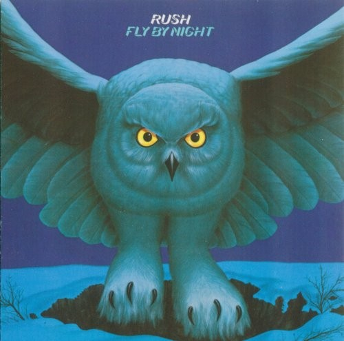 Album RUSH Fly By Night (1975)