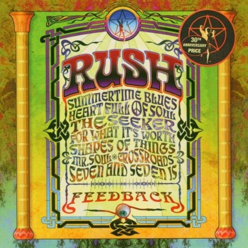 Album RUSH Feedback (2004)