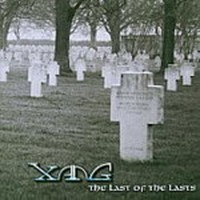 Album XANG The Last Of The Lasts (2007)