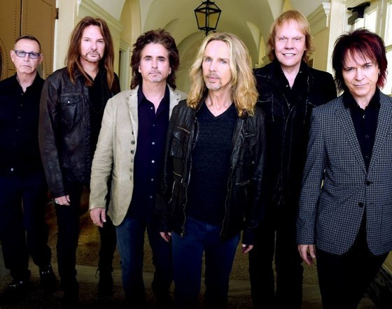 Photo/picture of the band/Artist STYX