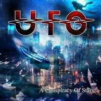 Album UFO A Conspiracy Of Stars (2015)