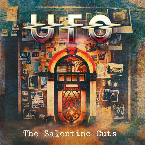 Album UFO The Salentino Cuts (2017)