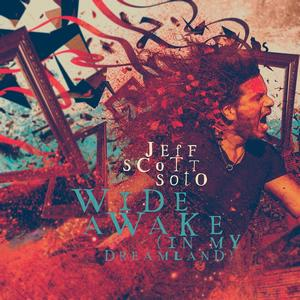 Album JEFF SCOTT SOTO WIDE AWAKE (IN MY DREAMLAND)