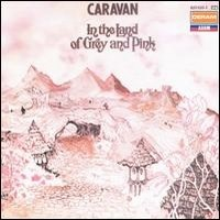 Album CARAVAN IN THE LAND OF GREY AND PINK