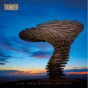 Album THUNDER All The Right Noises (2021)