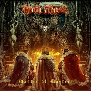 Album IRON MASK Master Of Masters (2020)