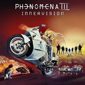 Album PHENOMENA Innervision (remastered) (2018)
