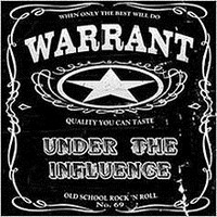 WARRANT_Under-The-Influence